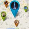 InMapia: Vedere foto Instagram sulla Mappa