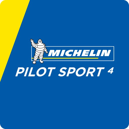 michelin pilot sport 4 by kitapps inc. Black Bedroom Furniture Sets. Home Design Ideas