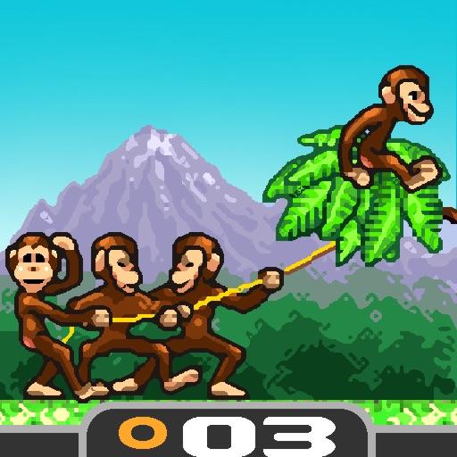 飞天猴子:Monkey Flight【物理益智】