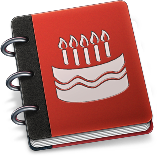 birthdayBook for Mac
