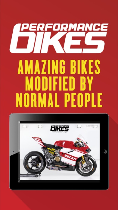 Performance Bikes Magazine review screenshots