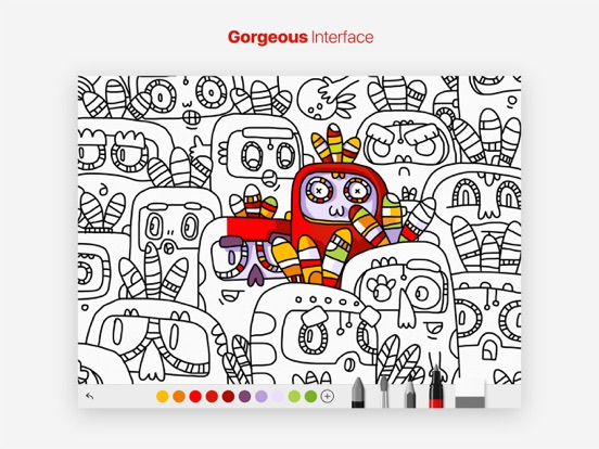 Tayasui Coloring Books On The App Store