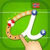 LetterSchool: lære å skrive det norske ABC alfabet