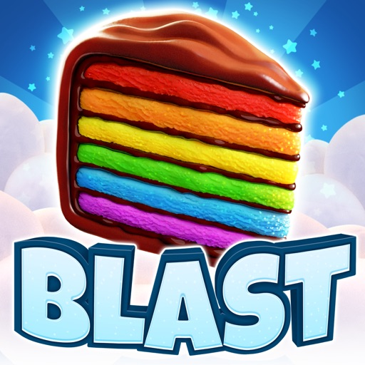 Cookie Jam Blast app for ipad