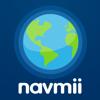 Navmii GPS World: Navegación offline y tráfico