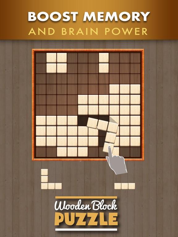 Скачать Wooden Block Puzzle Game