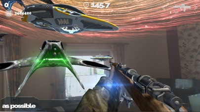 SpaceShooter - AugmentedReality PRO Screenshot 5