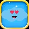 Cloud Stickers Emoji - Cloud Emojis Pack Keyboard