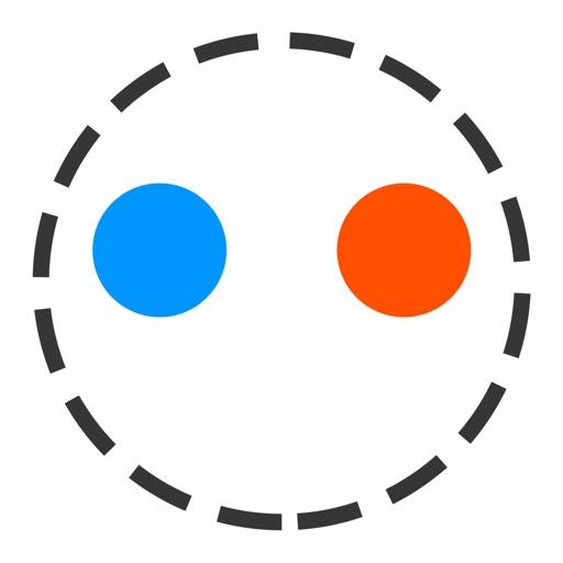 رسم و نقطة - لعبة ذكاء وتحدي من العاب الجماعية