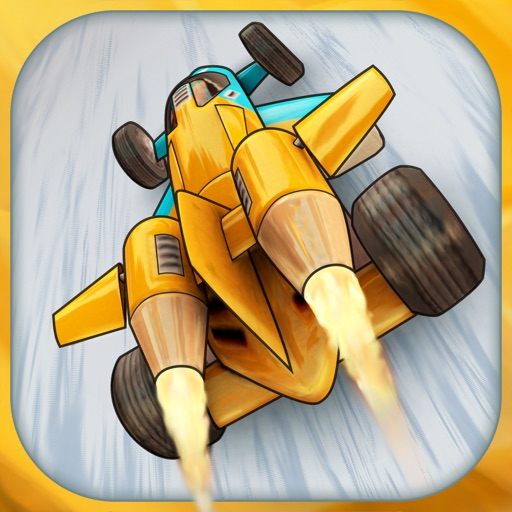 火箭飞车2:Jet Car Stunts 2