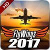 Flight Simulator FlyWings Online 2017 Premium