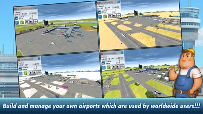 Screenshot #9 for AirTycoon Online 2.