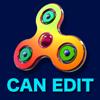 Fidget Spinner: Finger Create