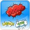 Buzzmoji - Enjoy Buzzwords Custom Keyboard Texting