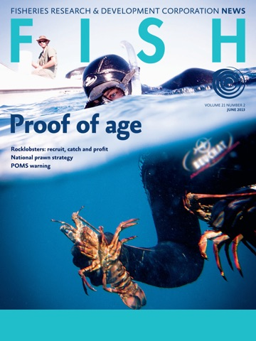 FRDC FISH Magazine screenshot 1