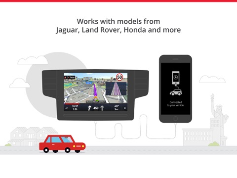Sygic Car Navigation screenshot 4