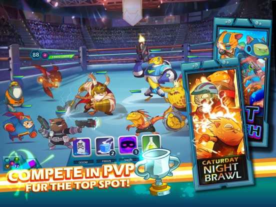 Th Planet Games Tap Cats