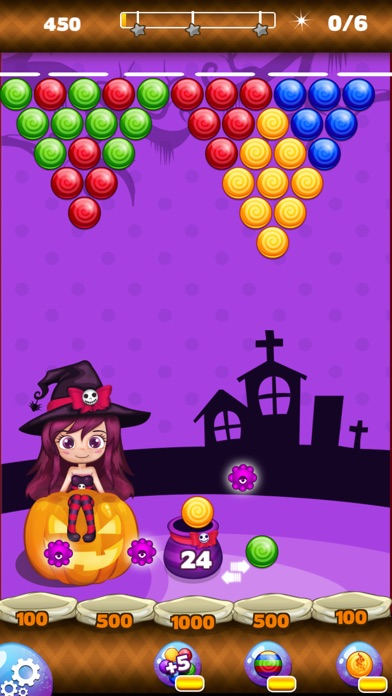 download Bubble Shooter - Halloween apps 4