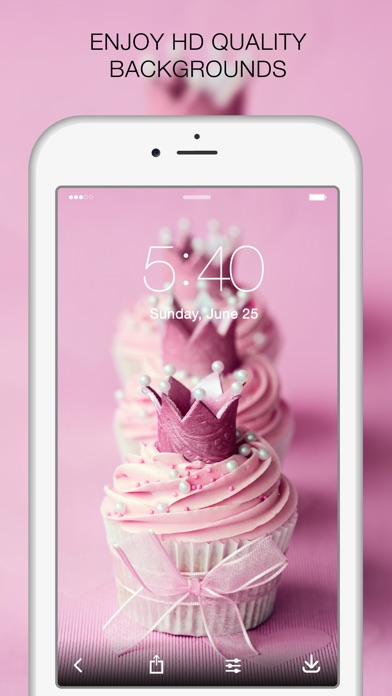 Girly Wallpaper – Cute Girly Wallpapers & Pictures Screenshot