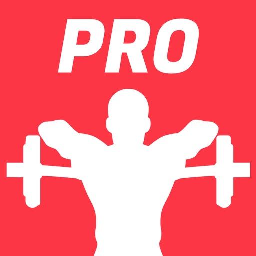PRO Fitness - エクササイズ兼ワークアウト、トレーナー兼ジャーナル!