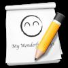 마이원더풀데이즈 * 나의 하루 다이어리 : My Wonderful Days 앱 아이콘 이미지