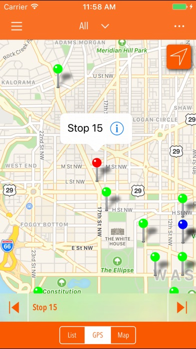 Old Town Trolley Tours Washington DC on the App Store
