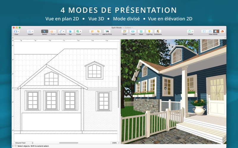 Screenshot Live Home 3D Pro