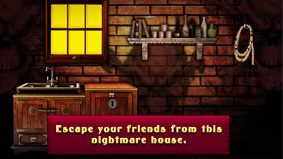 Night Mare House Escape Games screenshot 5