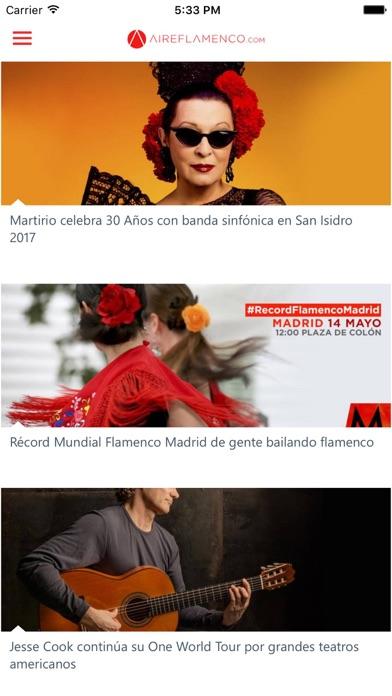 download Flamenco AireFlamenco.com apps 3
