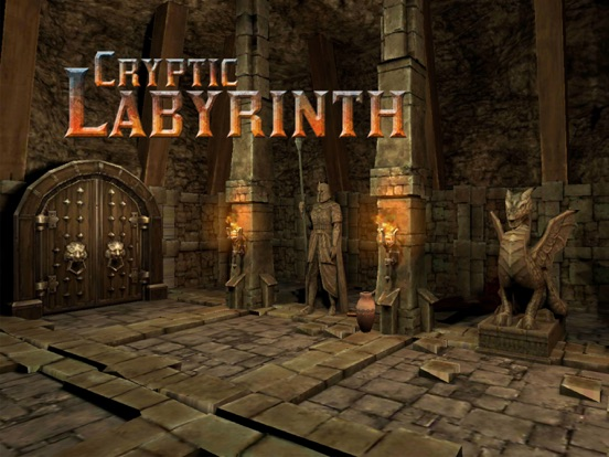 Cryptic Labyrinth App Voor Iphone Ipad En Ipod Touch