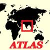 mapQWIK as -  Asien Süd Zoombare Atlas