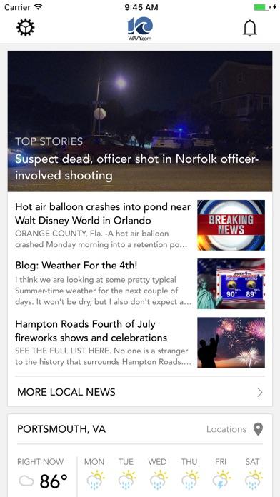 wavy tv 10 norfolk va news on the app store rh itunes apple com