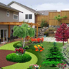 Yard and Garden Design Ideas - Backyard Designer
