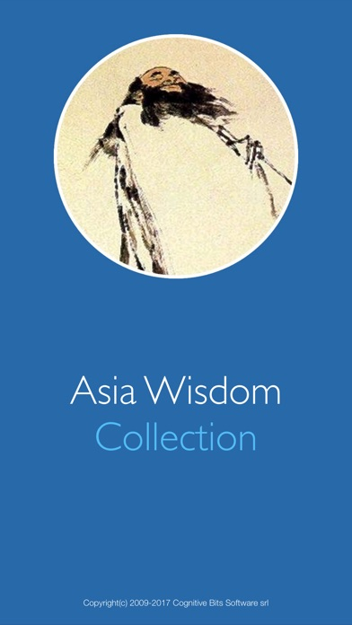 Asia Wisdom Collection  - Universal App screenshot one