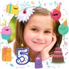 Birthday photo frames and stickers – Photo editor