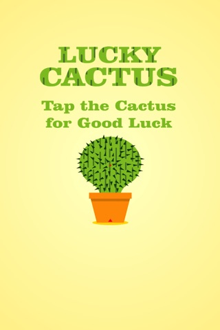Lucky Cactus screenshot 1