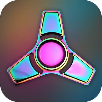 Fidget Spinner - Top Hand Fing... app for iphone