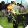 Blow Up Artillery Sim 3D