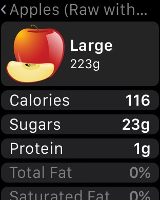 Screenshot #13 for Nutrients - Nutrition Facts
