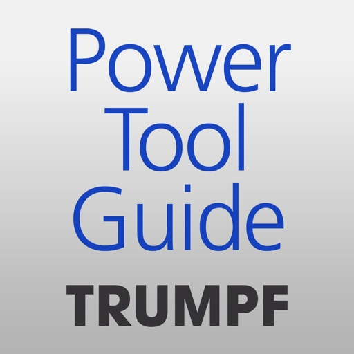 TRUMPF Power Tool Guide