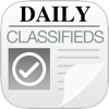Daily Classifieds for iPhone Icon