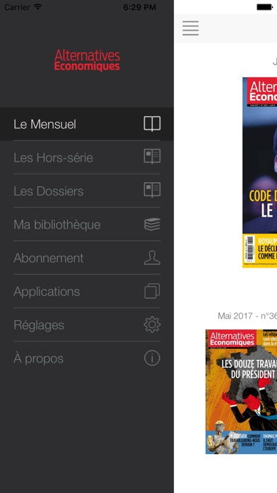 download Alternatives Economiques - Editions numériques apps 2