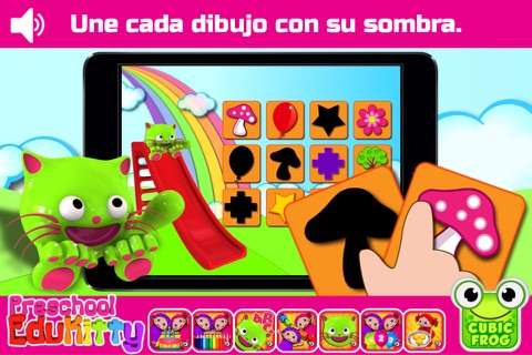 Toddler Learning Game-EduKitty screenshot 4