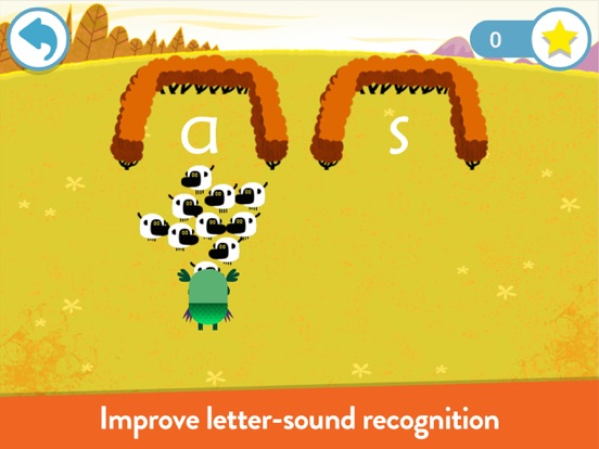 Teach Your Monster to Read - Phonics and Reading Screenshot