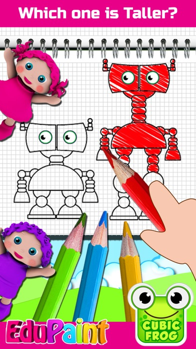Kids Coloring Book EduPaint On The App Store