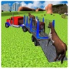 Forest Animal Cargo Modern Truck game