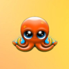 OctopusCute - Octopus Emoji And Stickers Wiki