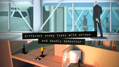 Screenshot #7 for Hitman GO