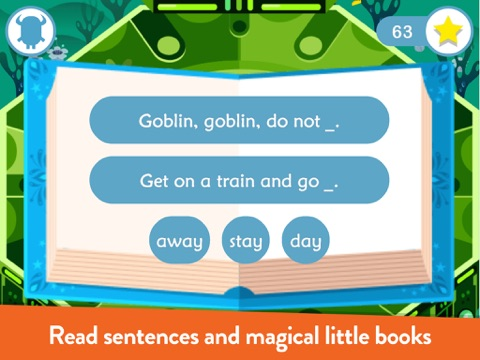 Teach Your Monster to Read - Phonics and Reading screenshot 4