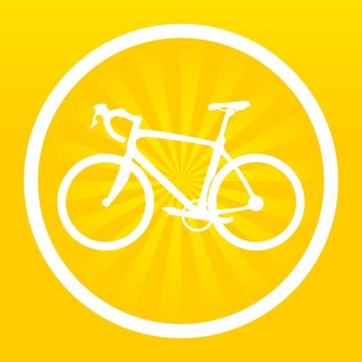 自行车运动轨迹记录:Cyclemeter GPS